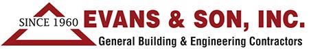 Evans & Son Inc. Logo