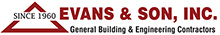 Evans & Son Inc. Logo